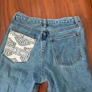 Flare vintage jeans